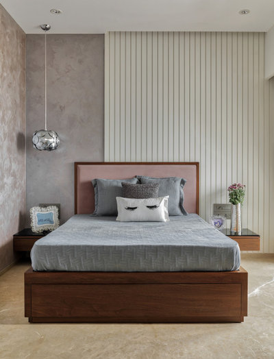 Contemporary Bedroom by RC DESIGN STUDIO