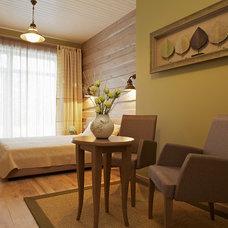 Contemporary Bedroom by Dalius & Greta Design