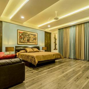 Идея дизайна: спальня в восточном стиле