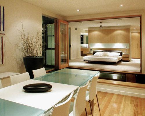 Split level bedroom design ideas pictures remodel decor for Split level bedroom designs