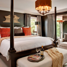 Contemporary Bedroom by Chad Jackson Photo