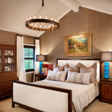 Contemporary Bedroom by Laird Jackson Design House