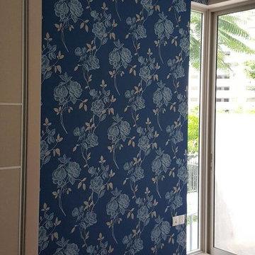 Residential Wallpaper | Heron Bay (Condominium)