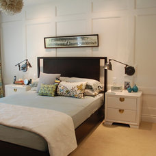 Contemporary Bedroom by Jennifer - Rambling Renovators