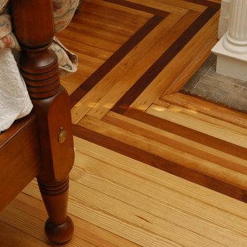 Restored Historic Flooring