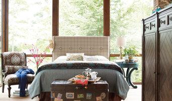 Retreat Style Master Bedroom