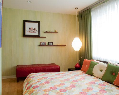Retro Bedroom Photos. Houzz   Retro Design is important   Remodel Pictures
