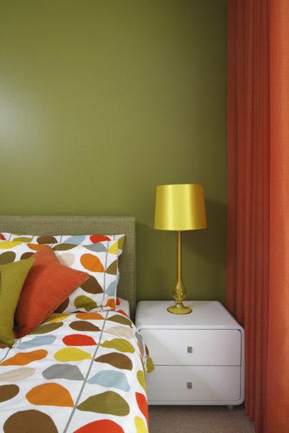 Modern Bedroom by Adrienne Chinn Design