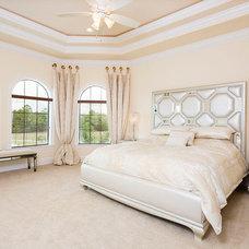 Transitional Bedroom by Top Villas
