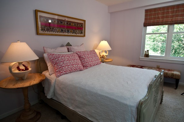 Traditional Bedroom by M House Designs