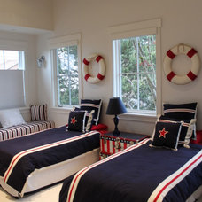 Contemporary Bedroom by RGN Construction
