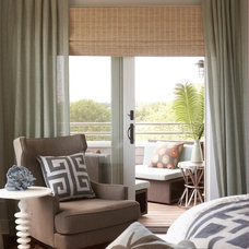 Beach Style Bedroom by Rachel Reider Interiors