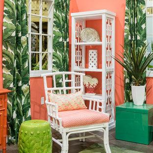 Idee per una camera da letto tropicale
