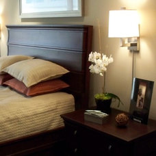 Modern Bedroom by Richard Cable, ASID, RID, AIDC, NCIDQ Certified