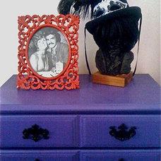 Eclectic Bedroom Richard's Grandma w/ Burt Reynolds