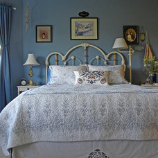 Farmhouse Bedroom by Sarah Greenman