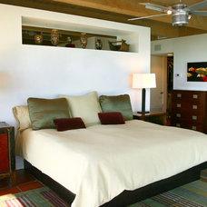 Asian Bedroom by Studio 4C
