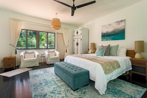 Coastal Bedroom by Arete Culture