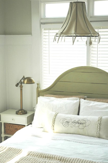 eclectic bedroom by Home & Harmony