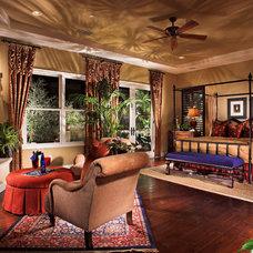 Mediterranean Bedroom by MasterCraft Residential