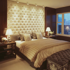 Contemporary Bedroom by Patrick Sutton Associates