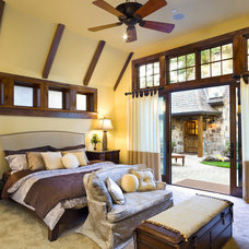 Traditional Bedroom by BC Custom Construction