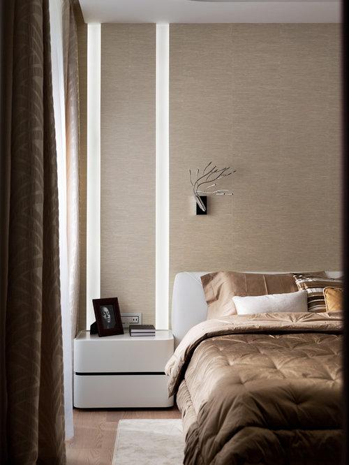 Medium Sized Contemporary Bedroom Design Ideas