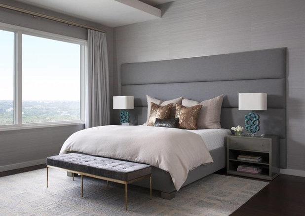 Trendy Soveværelse by GREER Interior Design