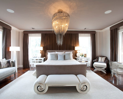 Luxe bedroom houzz for H b bedrooms oldham