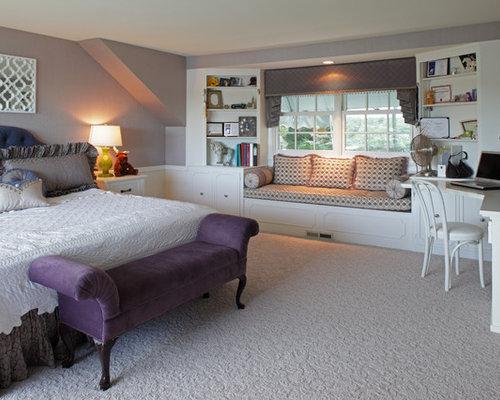 Bedroom Window Seat Houzz