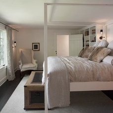 Rustic Bedroom by Sullivan Building & Design Group