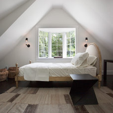 Farmhouse Bedroom by Sullivan Building & Design Group