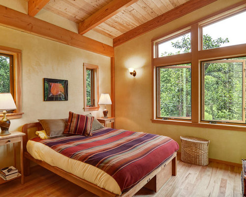 bedroom design ideas remodels photos with beige walls 10744 | 3011857202604839 0801 w500 h400 b0 p0 rustic bedroom