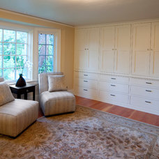 Traditional Bedroom by Copperline Homes