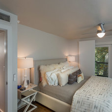 Contemporary Bedroom by Greenbelt Construction