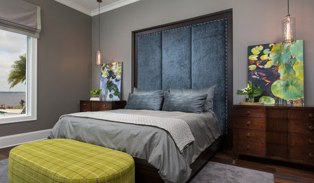 What Is the Best Upholstery Material for a Headboard?
