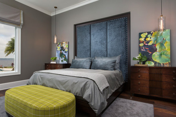 Contemporary Bedroom by Browdy & Browdy