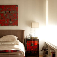 Contemporary Bedroom by Incorporated