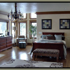 Traditional Bedroom by Sherri Fitzgerald - Ultimate Decor