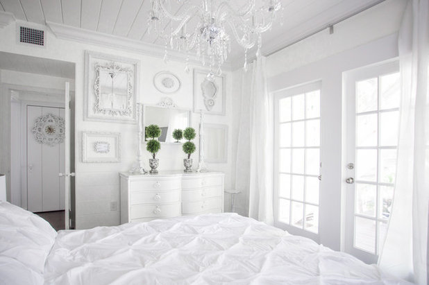 Beautiful Shabby chic Style Bedroom by Liquid Design u Architecture