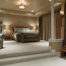 Contemporary Bedroom by Ellicott Interiors, LLC