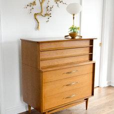 Eclectic Bedroom by Fonda Interior Design