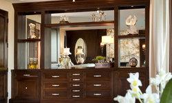Robeson Design Master Bedroom Built In Storage Solutions