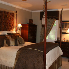 Traditional Bedroom by Robinson Interiors