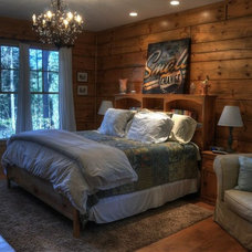 Traditional Bedroom by Sisson Dupont & Carder
