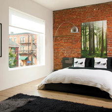 Contemporary Bedroom by Housetrends Magazine