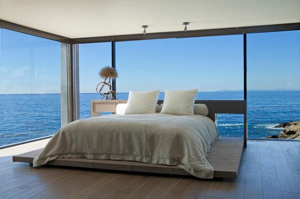 Contemporain Chambre by Aria Design Inc