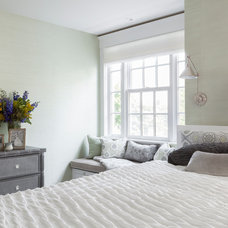 Beach Style Bedroom by Reiko Feng Shui Design