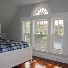 Traditional Bedroom by Anita Clark Design