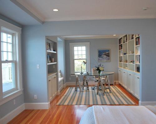 Coastal Master Bedroom Houzz